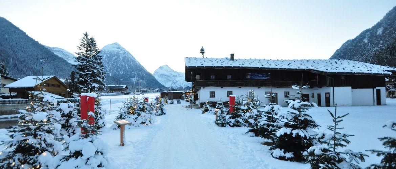 Bergadvent beim Fischergut in Pertisau Achensee Tourismus