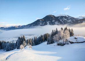 Winterlandschaft Salzburg Tirol iStock622786926 web
